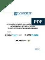 Inf. para elaboración, revisión y actualización de proyectos con HDPE.pdf