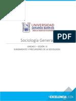 sociologia historia