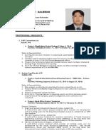 Planning Engr-Ariel H Malibiran