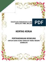 Kerja Bowling