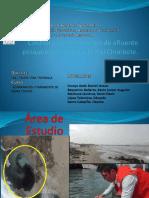 Control y contaminación de efluente pesquero en la bahía ferrol Chimbote..pptx