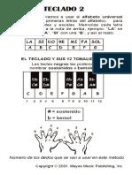 Libro Cifrado de Acordes