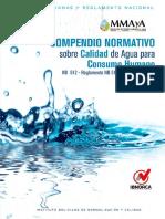 Normativa Calidad Agua