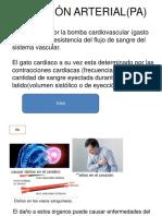 Presión Arterial CX