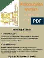 Marcos Históricos Da Psicologia Social