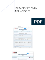 CONSIDERACIONES PARA AFILIACIONES.pptx