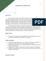 Informe Normas Inec