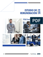 Estudio de Remuneración MP 2019