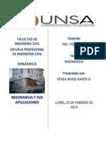 RESONANCIA Y SUS APLICACIONES.docx