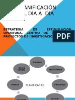 PLANIFICACION EN EL DIA A DIA..pptx
