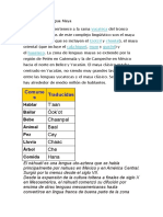 Origen de la Lengua Maya.docx