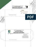 Formulir Pendaftaran Pemilihan Duta GenRe NTB 2019