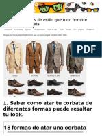 17 Guías visuales de estilo que todo hombre necesita en su vida.pdf