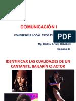 3a Coherencia Local_tipos de Párrafo ULASALLE 2018-1
