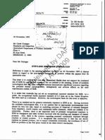 Qld Health to DPI 30 November 1995