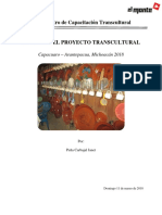 PROYECTO TRANSCULTURAL