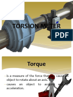 Torsion Meter Partial