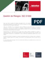 Presentacion Gestion de Riesgos Iso 31000