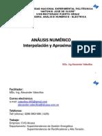 análisis numérico