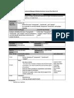 transparent translucent opaque window brochure lesson plan march 20