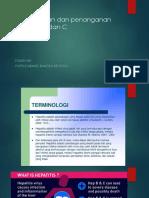 Pencegahan dan penanganan  Hepatitis B dan C.pptx