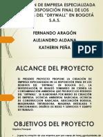 Presentación Del Proyecto-V3