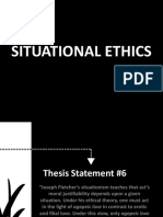 Situational Ethics
