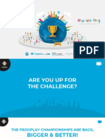 FrogPlay World Championships _ Malaysia School Kit