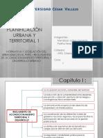 Planificacion Territorial 1