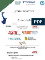 Robotics Seminar