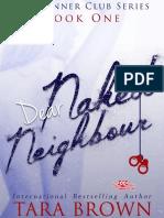 The Dinner Club Series 01 - Dear Naked Neighbour - Tara Brown.pdf