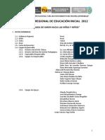 II CONGRESO REGIONAL DE EDUCACIÓN INICIAL  TALARA 2012.docx