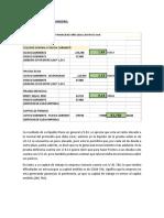 Análisis de Ratios Financiero