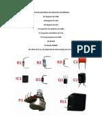 Lista de Material e Diagramas