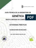 GUÍA TÉCNICA de Prácticas Para La Asignatura de Genética_Nancy_ok-1