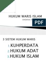HUKUM WARIS ISLAM.pptx