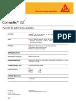 II.9. HT Colmafix® 32 REV. 04.08.14