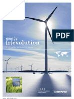 Energy Revolution Global Report
