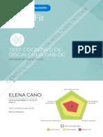 Test discalculia demo