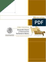Memoria Foro CDUYOT 2013 Final (1).pdf