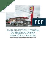 PGIRS - Estacion de servicio.docx