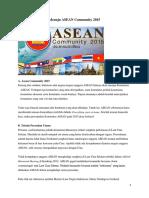 Menuju ASEAN Community 2015.docx