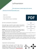 7FTC1030- Project Portfolio-Presentation - OUTCOME - Vu Le