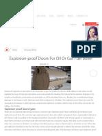 Gas Fired Boiler,Oil Fired Boiler,Gas Fuel Boiler,Oil Fuel Boiler-ZBG Boiler