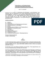 PSO BSc Biochemie 2015