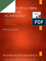 Análisis de La Obra Al Pie