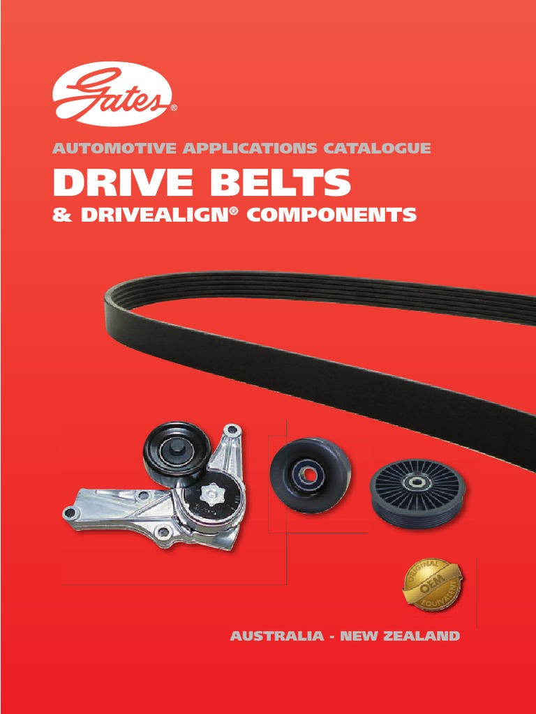 VOLVO LIMITED 978740 Replacement Belt