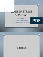 Konsep Stress Adaptasi