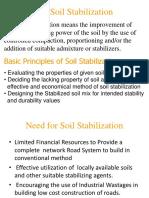 Soil Stabalization Ppt