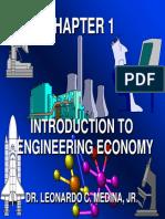1 Introduction to Engineering Economy